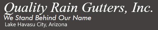 Quality Rain Gutters, Inc.